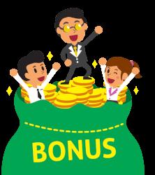 hoge bonussen